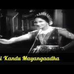 Unai Kandu Mayangadha Song Lyrics